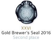Gold Brewer's Seal 2016